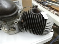 JAMES VILLIERS SCOOTER ENGINE