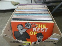 APPROX. 50 JAZZ & OTHER RECORDS