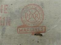 LOUIS MARX STREAMLINE ELECTRIC TRAIN SET