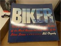 BOX: MOTORCYCLE BOOKS, ETC.