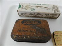 TRAY: ASSORTED VINTAGE TACKLE