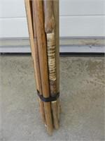 BUNDLE: WALKING CANES & STICKS