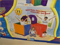 FOAM SUPER FORT PLAY SYSTEM