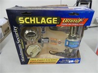 SCHLAGE RIGHT & LEFT KEYED ENTRY SYSTEMS