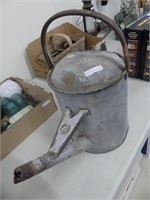 BELDRAY GALVANIZED WATER CAN