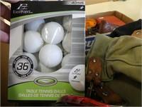 BOX: TAIL LIGHTS, DUFFLE BAGS, ETC.