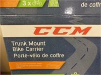 CCM TRUNK MOUNT BIKE CARRIER
