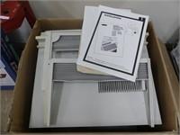 DANBY 6400 BTU WINDOW AIR CONDITIONER