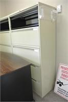 5 Drawer Legal Size Metal Filing Cabinet