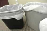 Office Desk Waste Baskets