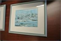 3 Decorative Framed Pictures