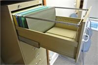 4 Drawer Legal Metal Filing Cabinet