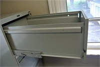 Global 4 Drawer Metal Filing Cabinet