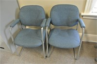 Fabric Armed Office Chairs