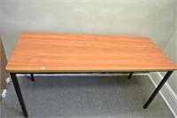 Veneered Office Table