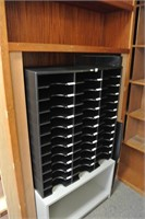 Fellowes Deluxe Paper Divider Unit