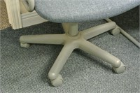 Fabric Armed Office Chair Lot