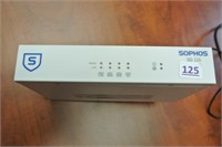 Sophos SG 115 Router w/ Power Supply