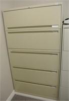 Legal Size Metal Filing Cabinet