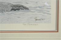 Bob Paamaner Ltd Print