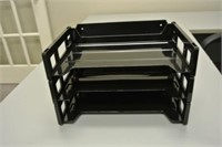 Desk Top File Organizers & File Rack