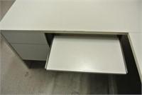 L Shaped Utility Office Desk