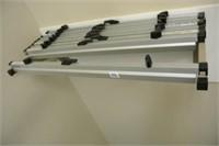 Plan Holder Wall Rack System