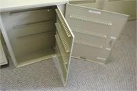 Professional Grade Metal Keyed Lock Box