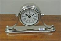 Bond Street Quartz Desk Clock