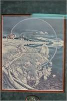 Framed Ltd Bev Doolittle Print