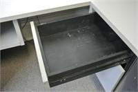 Multi-Unit Office Desk System