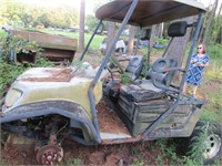 Bulldozer, Boats, Trailers, & More Online Auction