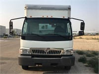 2008 International CF500 VT275 Box Truck Diesel   United