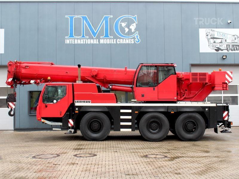 LIEBHERR LTM1045-1