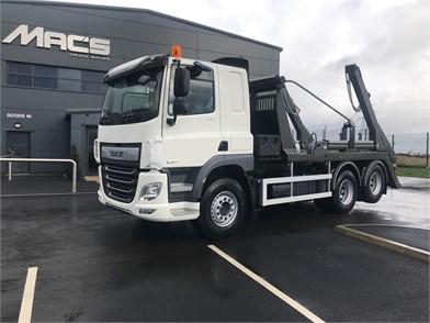 2021 DAF CF410 at TruckLocator.ie