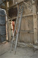 Aluminum Extension Ladder, ~ 16ft