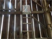12' Wooden Ladder