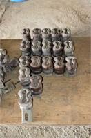 Grp, of Porcelain Insulators, Tools