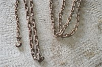 (2) Heavy Logging Chains