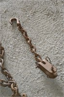 Heavy Chain and Grapple