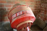 Mixer 80 3PTH Cement Mixer