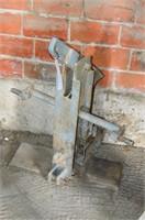 3PTH Homemade Wood Splitter