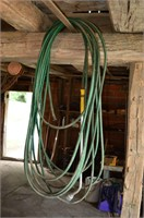 Garden Hose and Watering Wand