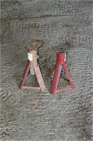 Pair of Light Axle Stands