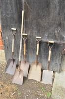 Grp, of Shovels