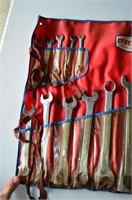 Proto SAE Combination Wrench Set