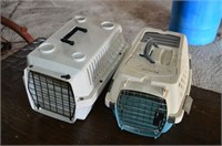 (2) Small Pet Carriers
