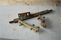 Heavy Draw Bar and Hitch Accessories