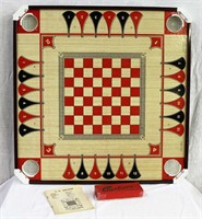 Eagle Toys Ltd reversible game board checkers/