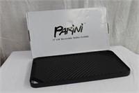 "Parini 17"" X 10"" reversible skillet/griddle"